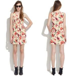 Madewell tearose dress